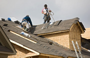 Toledo Roofers at Work